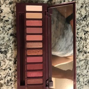 naked cosmetics Makeup - Naked Cherry Eyeshadow Palette. Used once.
